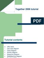 UML Tool Tutorial