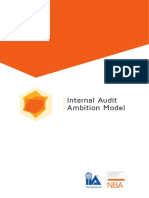 Internal Audit Ambition Model