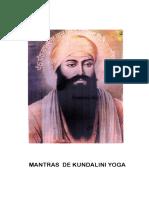 Yogui Bhajan - Mantras de Kundalini yoga.pdf