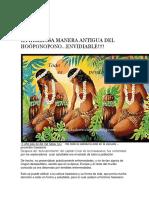 LA HERMOSA MANERA ANTIGUA DEL HOÓPONOPONO.docx