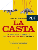La Casta - Daniel Montero