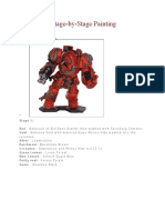 Space Hulk Painting Guide - New GW Colors