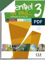 Essentiel Et Plus3 Livre