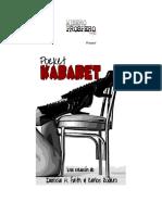 Dossier Pocket Kabaret English