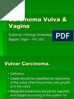 Vulvar Casinoma (KBK)