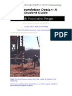 Pile Foundation Design.doc