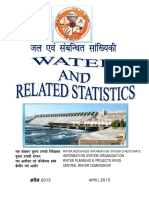 Water & Related Statistics 2015