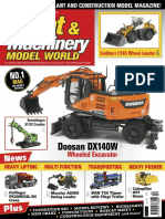 Plant Machinery Model World Summer 2016