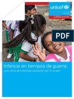 Unicef Child Alert Colombia Espanol 19 03 16 Final