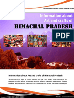 Information about Art and crafts of Himachal Pradesh
