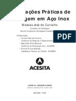 Orientações práticas de soldagem em aço inox - ACESITA.pdf
