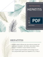 Refreshing Hepatitis