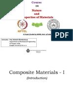 Lec20 Composites I