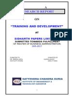 training & development.doc