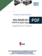 Proposal Sponsorhip Dies Natalis 24 2016