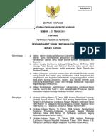 Perda Nomor 3 Tahun 2011 Tentang Retribusi Perizinan Tertentu