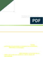 Metodologia analítica vs global futbol