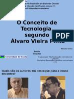 Proposta de entendimento Técnica e Tecnologia