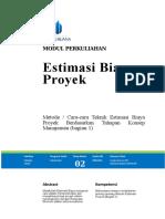 Modul 2_Estimasi Biaya Proyek.pdf