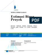 Modul 7_Estimasi Biaya Proyek.pdf