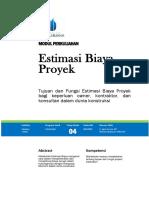 Modul 4_Estimasi Biaya Proyek.pdf