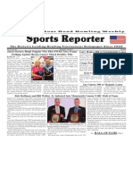 August 23 - 29, 2017  Sports Reporter