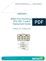 OM38040 MIMO Port Plumbing BTS RET Control Deployment Guide v3 0