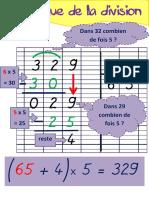Division Pos Ée