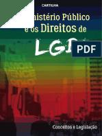 Cartilha MP e Os Direitos LGBT 2017