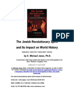 The Jewish Revolutionary Spirit and Its Impact on World History - E. Michael Jones
