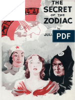 Webster Nesta Helen - The Secret of the Zodiac