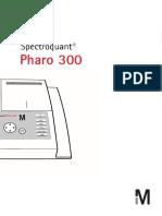 SQ Pharo 300 Manual en 2014 06
