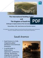 Int'l Bldg. Code & the KSA