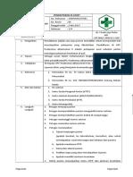 7.1.1.1 Sop Pendaftaran Di Loket Pendaftaran