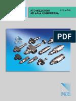Catalogo Atomizzatori Aria Compressa