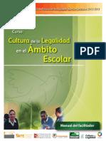 Manual Facilitador Cultura Legal
