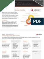 Bulletproof Brochure Sitecore Consultancy