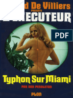 L'Executeur - 004 - Typhon Sur Miami - Don Pendleton