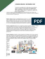 Etapas de Diseño Efectivo Del Diseño Web