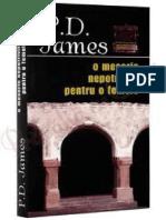 P. D. James -  O Meserie Nepotrivita Pentru o Femeie.pdf
