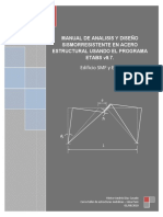 Estructuras de acero - Ejemplo de diseño de edificio SMF y EBF.pdf