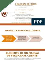 Manual Del Servicio Al Cliente