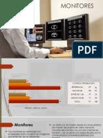 Monitores de grado médico