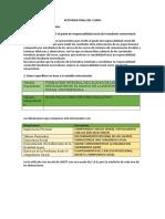 Responsabilidad Social del estudiante Universitario - Instrumento de medición