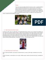 Tejidos y Trajes Tipos de Cada Departamento de Guate Primero
