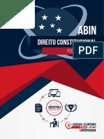ABIN - Constitucional - Poder Executivo