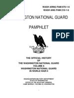 Washington State Guard History