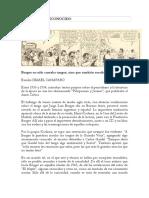 Borges, guionista de historietas