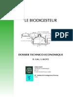 Biodigesteur Installation Guide