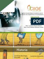 Espacios de Aprendizaje Innovadores en la preparatoria - CIIGE
